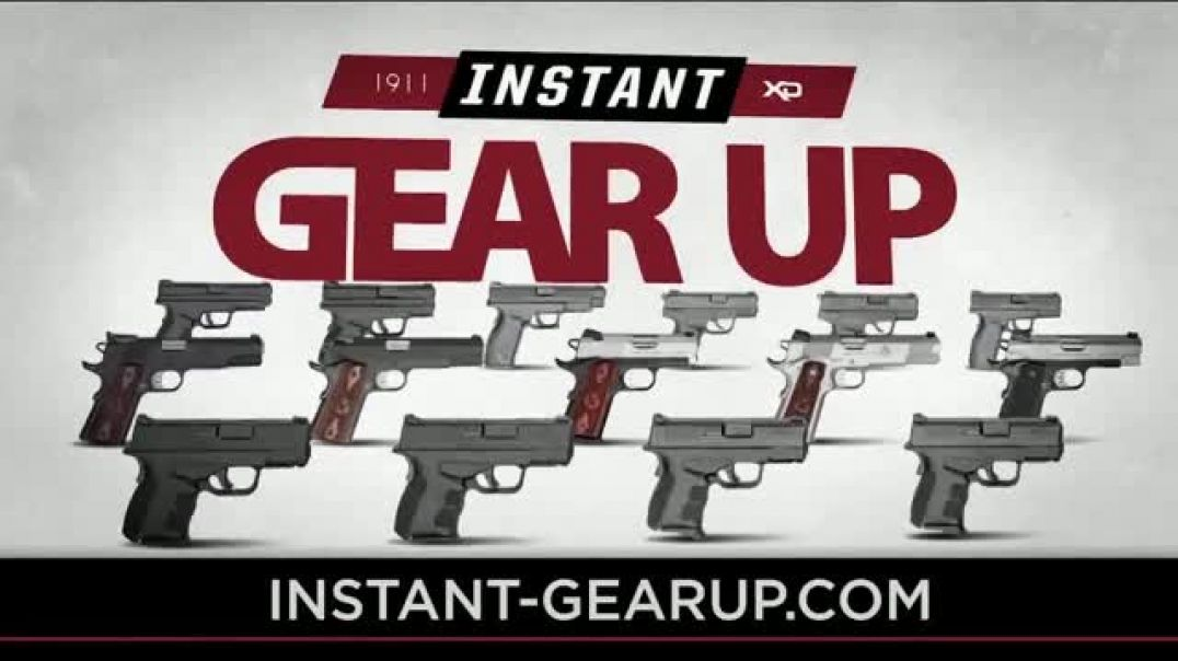 Watch Springfield Armory Instant Gear Up Commercial Up to $230 of Free Gear TV Commercial Ad 20