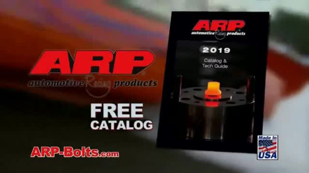 Watch ARP Bolts Commercial Flywheel Bolt Kits 2019 Catalog TV Commercial Ad 2019