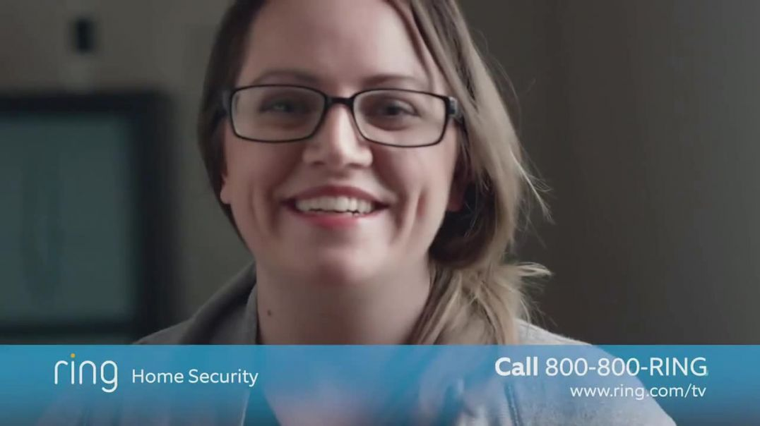 Watch Ring Commercial Smart Affordable Home Secuirty TV Commercial Ad 2019
