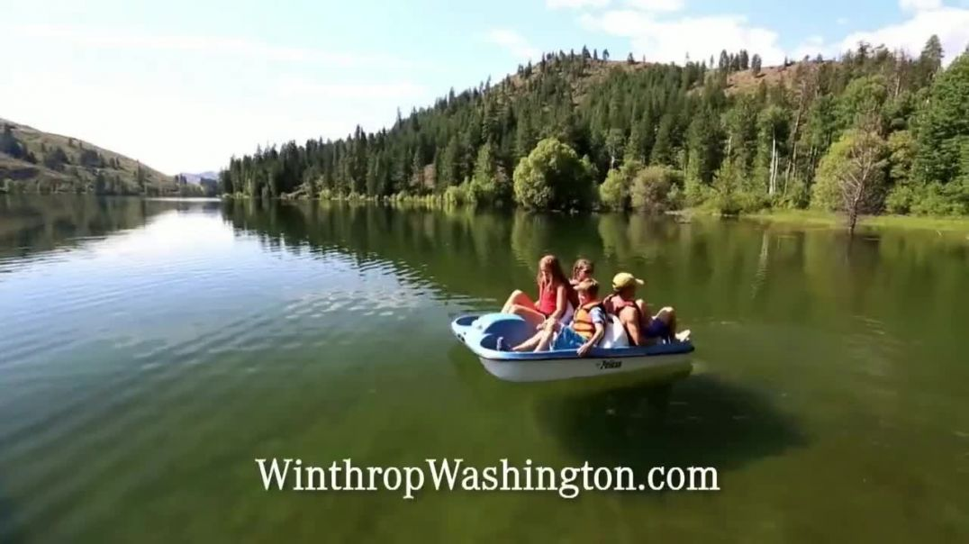 Watch Winthrop Washington Commercial Old West Town TV Commercial Ad 2019