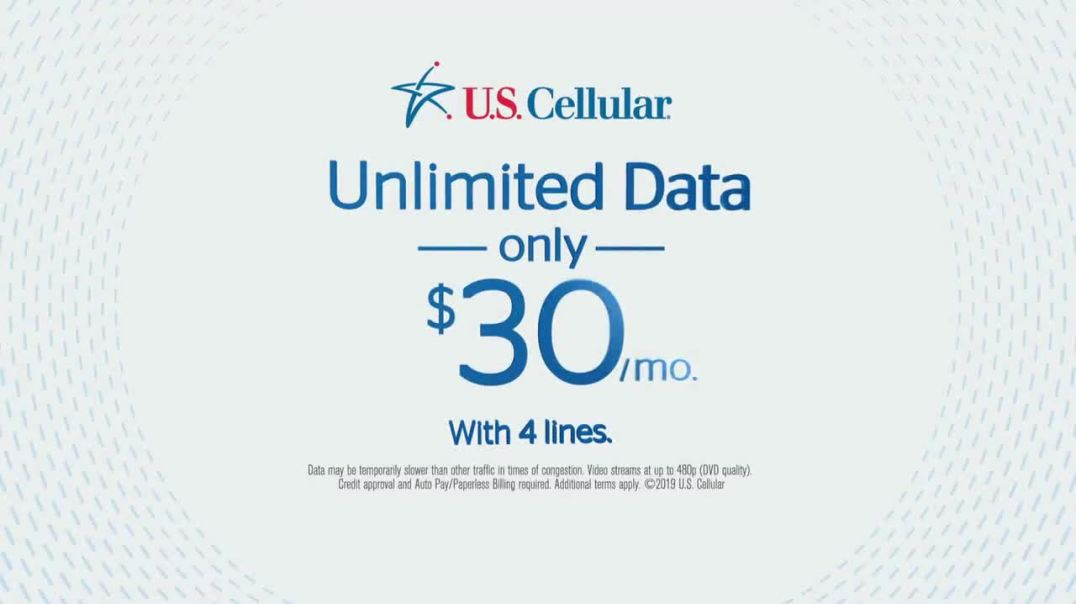 Watch U.S. Cellular Commercial Quit Throwing Money Away $30 TV Commercial Ad