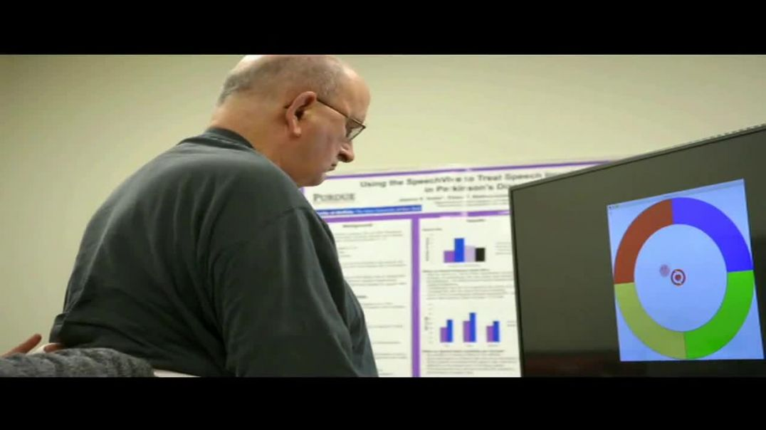 Watch BTN LiveBIG Commercial Purdue Games Train the Body and Brain of Parkinson's Patients TV C