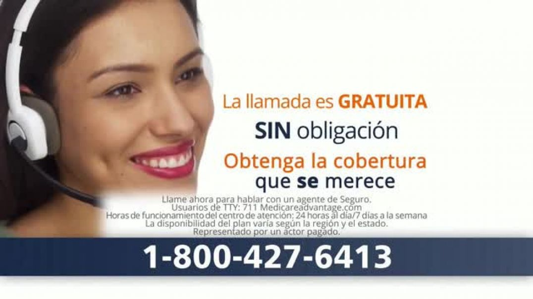 Watch MedicareAdvantage.com Commercial Los beneficios que se merece TV Commercial Ad