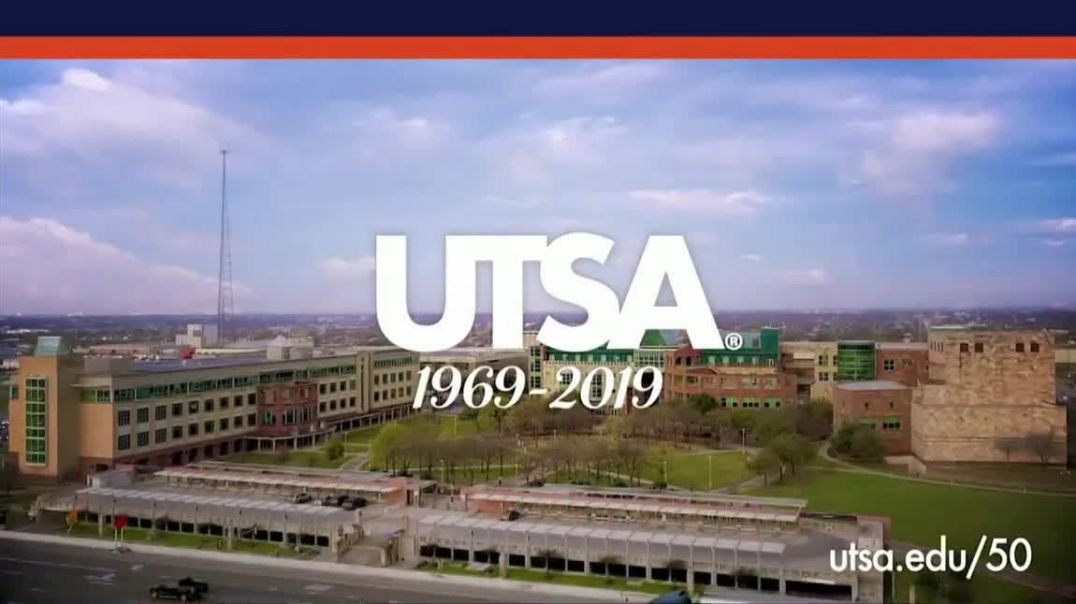 Watch University of Texas at San Antonio Commercial A Group of Visionaries TV Commercial Ad