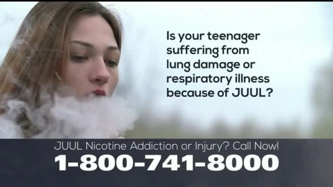 Watch Parker Waichman  Commercial JUUL Nicotine Addiction TV Commercial Ad