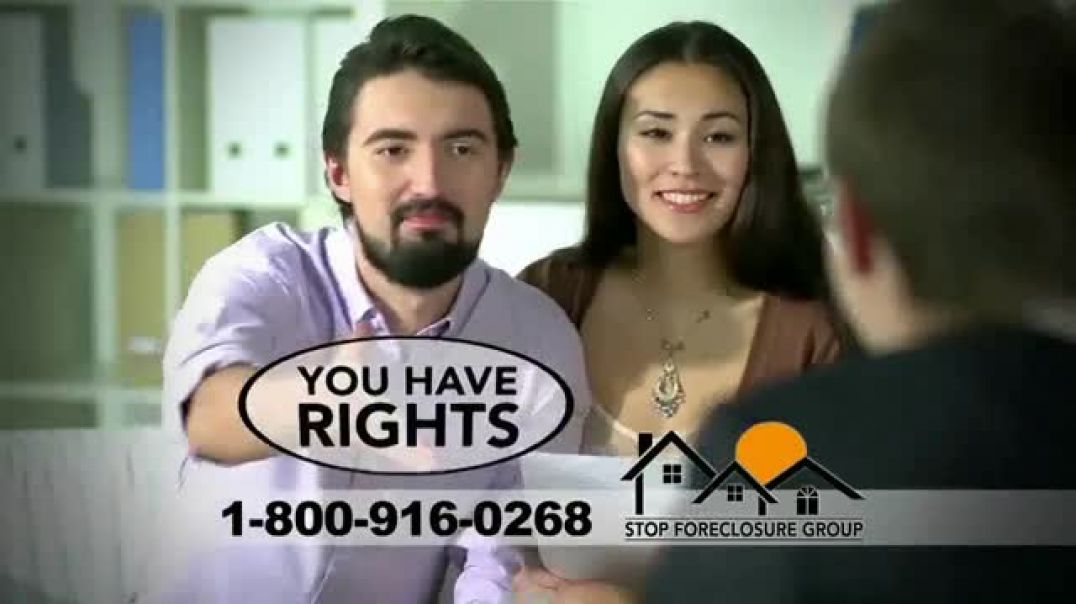 Watch Stop Foreclosure Group  Commercial You Have Rights TV Commercial Ad