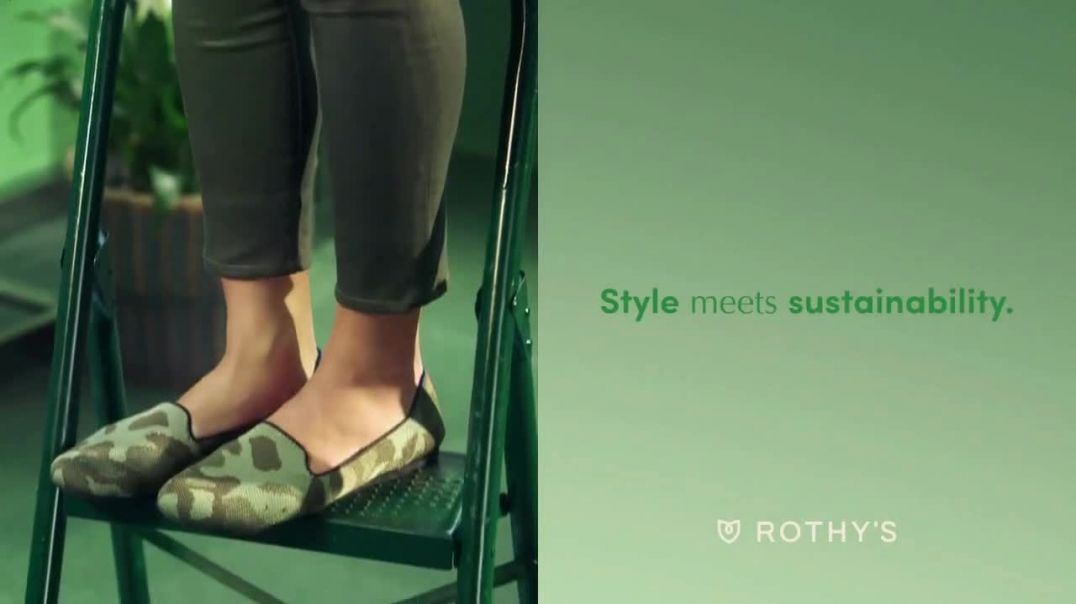 Rothys Commercial Style Meets Sustainability Song by Luc