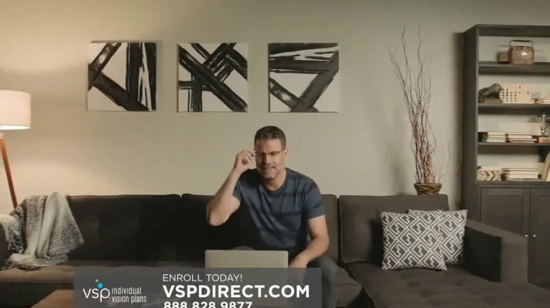 VSP Individual Vision Plan Commercial Last Eye Exam