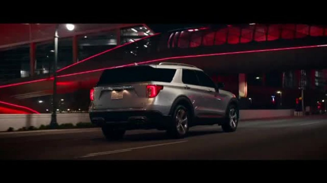 Ford Commercial Born to Roll Nicole Ari Parker