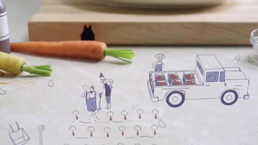 Blue Apron Commercial A Better Food System
