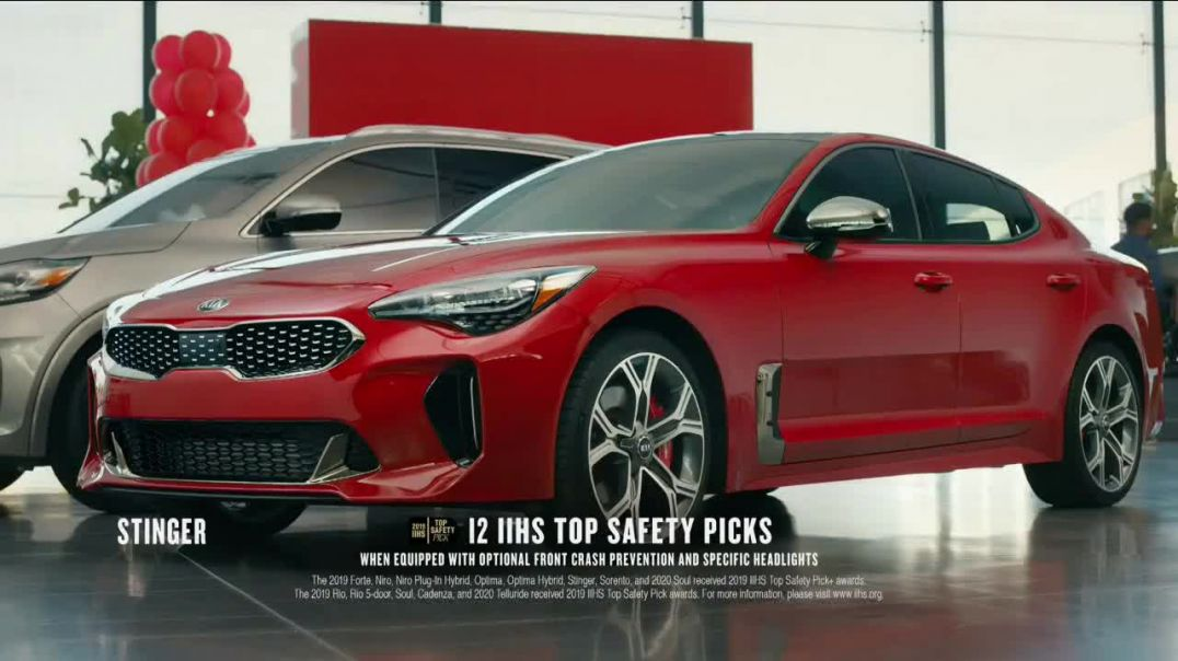 Watch Kia Summer Clearance Event Commercial Exciting Time TV Commercial Ad