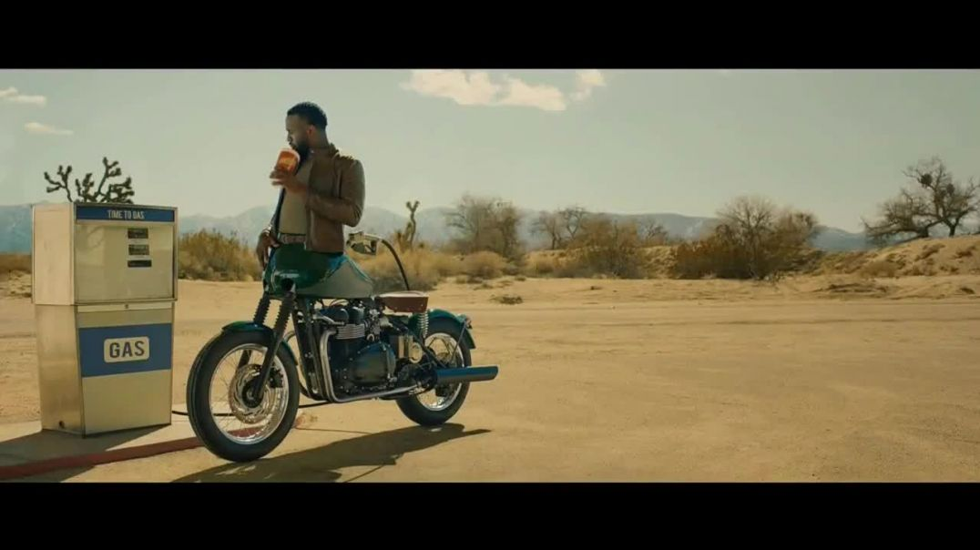 Watch Progressive Motorcycle Insurance TV Commercial ad, Motaur Gasoline