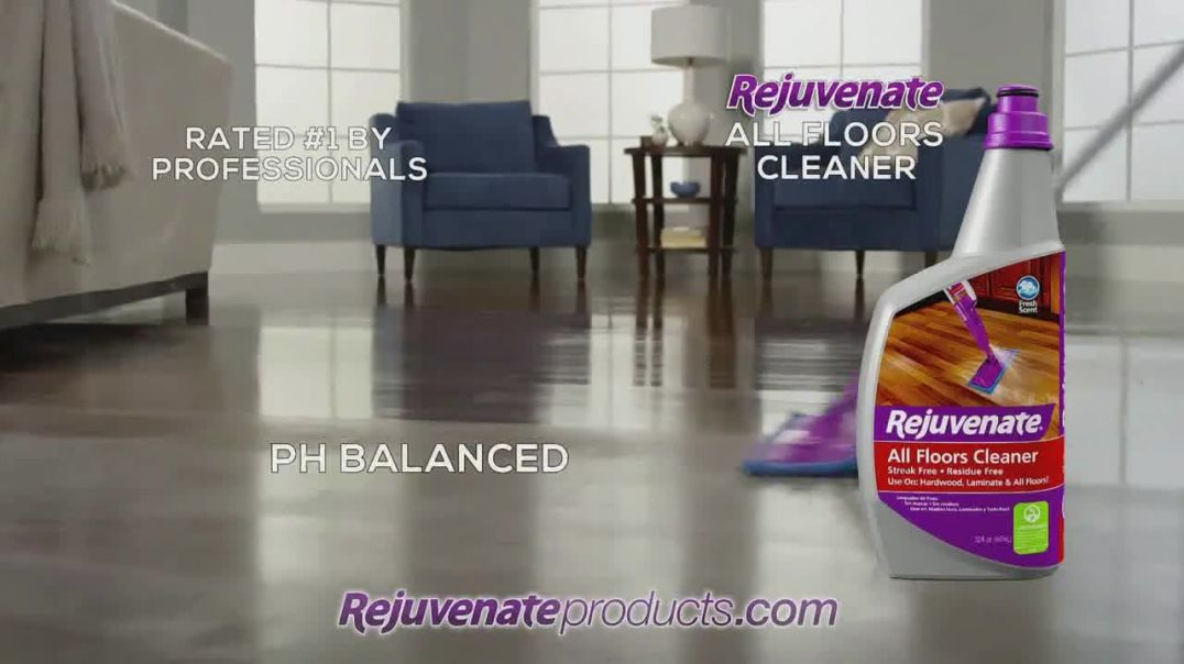 Watch Rejuvenate TV Commercial ad, Dont Renovate Click N Clean