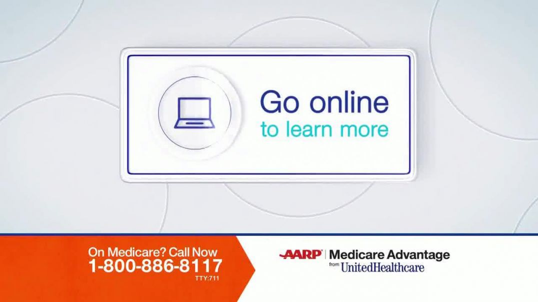 Watch UnitedHealthcare AARP Medicate Advantage Plan TV Commercial ad, Annual Enrollment