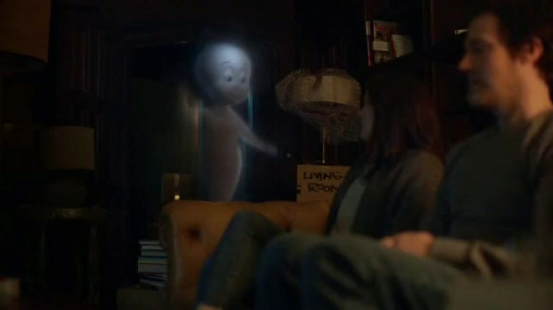 Watch GEICO Car Insurance TV Commercial ad, Movie Night With Casper the Friendly Ghost