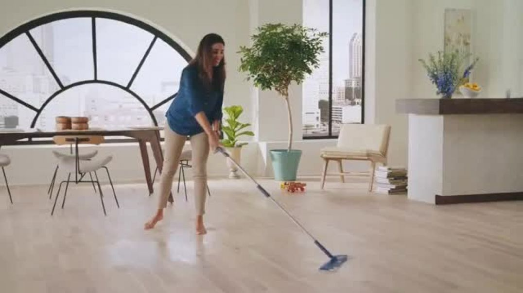 Watch Bona Quick Clean System TV Commercial ad, Relax and Enjoy