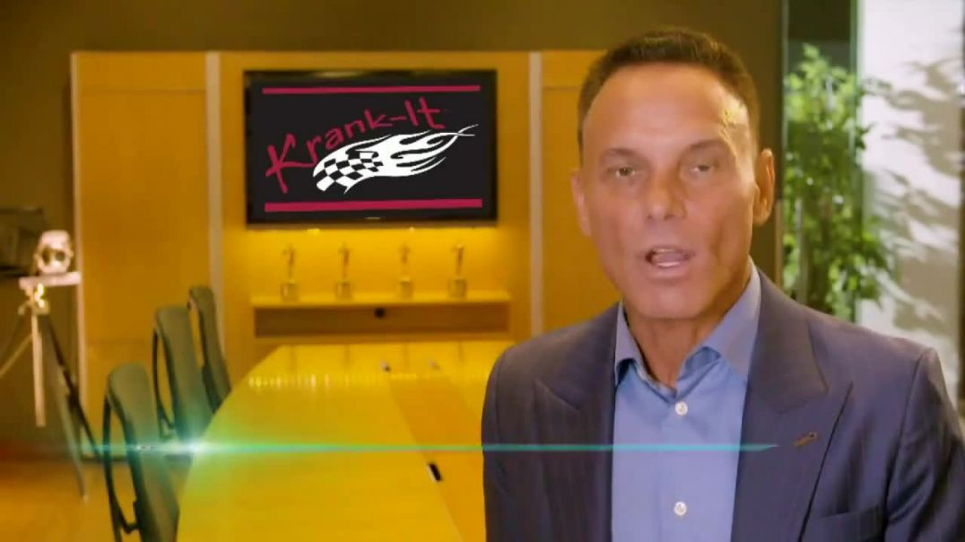 Watch KrankIt TV Commercial Ad, Clean and Lubricate Featuring Kevin Harrington TV Commercial Ad