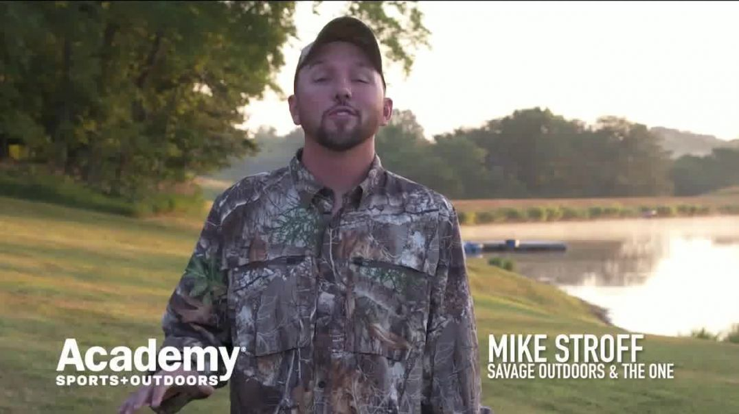 Watch Academy Sports + Outdoors TV Commercial Ad, Prepping for Deer Season Magellan Outdoors Camo Ft