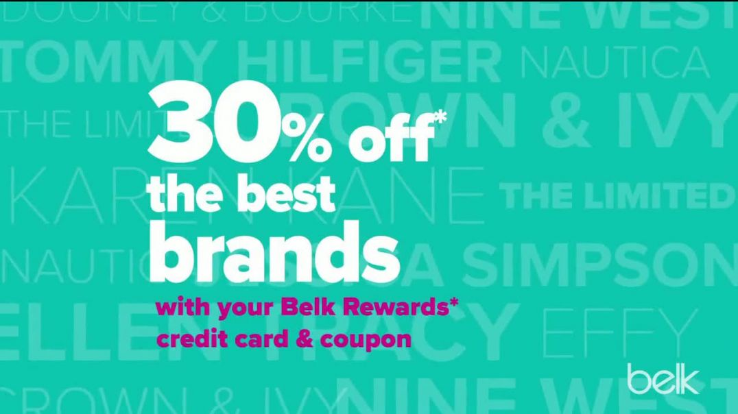 Watch Belk Friends & Family Sale TV Commercial Ad, Win the Weekend