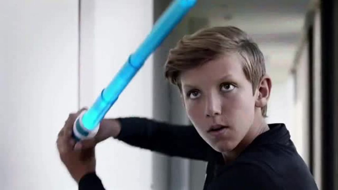 Watch Star Wars Scream Saber Lightsaber TV Commercial ad, Unleash Your Scream