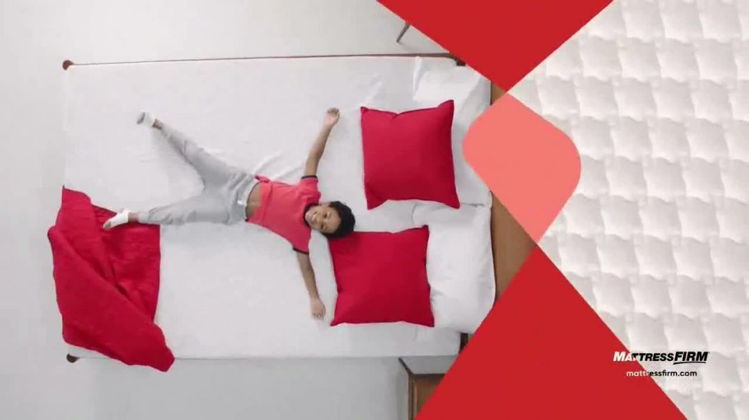 Watch Mattress Firm SemiAnnual Sale TV Commercial Ad, Serta Memory Foam Queen Mattress
