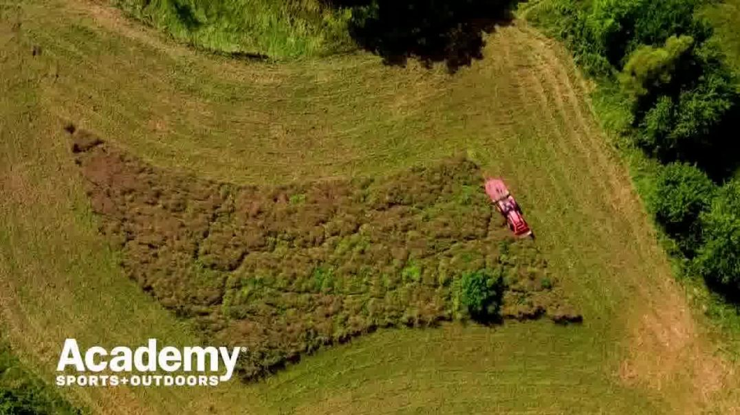 Watch Academy Sports + Outdoors TV Commercial Ad, Prepping the Lease Game Winner Stands, Feeders and
