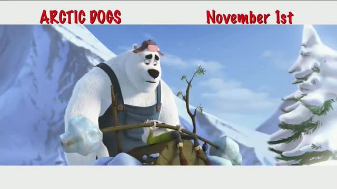 Watch Arctic Dogs TV Movie Trailer TV Commercial Ad
