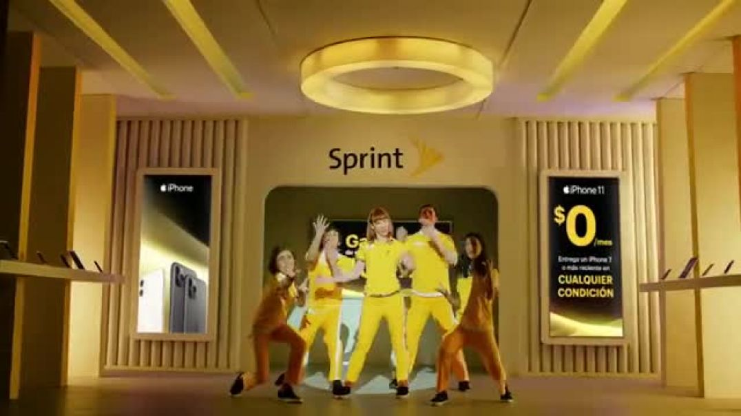 Watch Sprint TV Commercial Ad, Vente iPhone 11