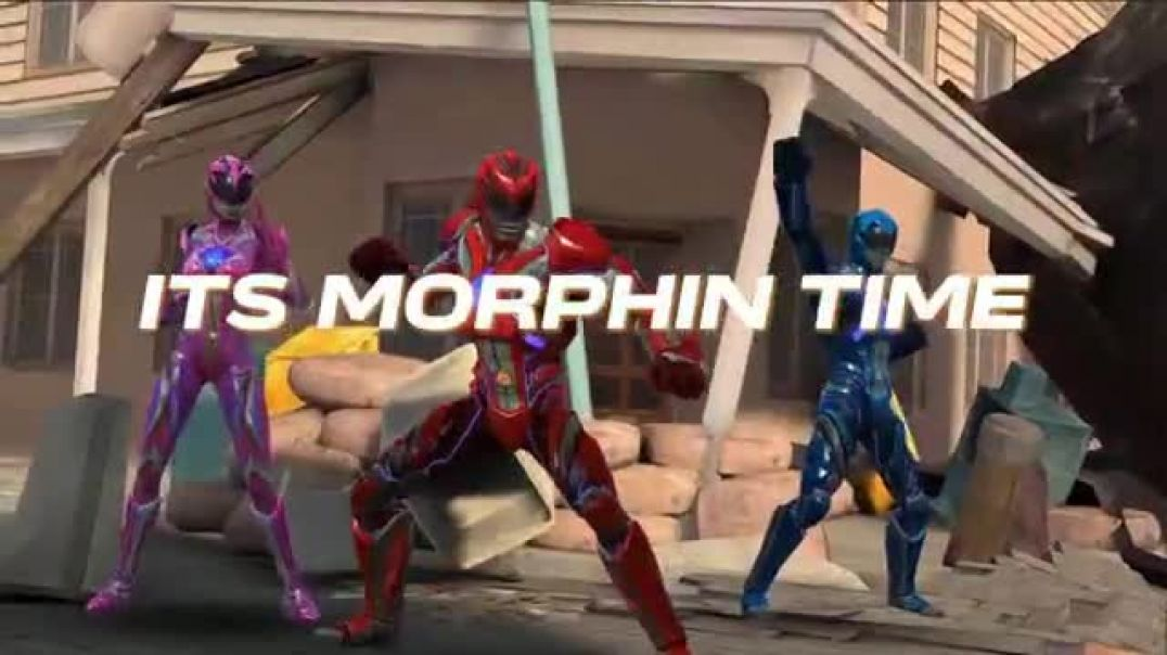 Watch Power Rangers Legacy Wars Megazord Giveaway TV Commercial Ad, Morphin Time