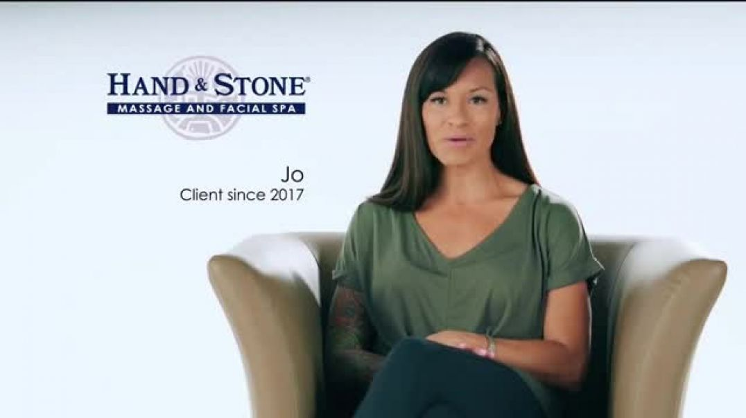 Watch Hand and Stone TV Commercial Ad, Customer Testimonial Jo $69.95