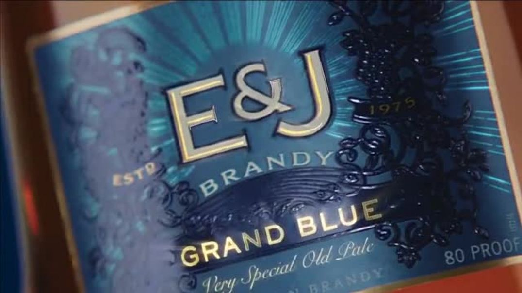 Watch E & J VSOP Grand Blue Brandy TV Commercial Ad, Elevate