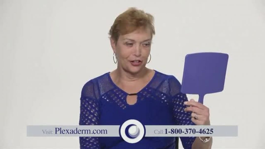 Watch Plexaderm Skincare TV Commercial Ad, Face Lift in a Jar 50 Percent Off and Free Shipping