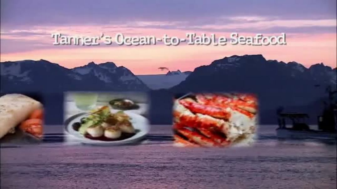 Watch Tanners Fresh Fish Processing TV Commercial Ad, From Ocean to Table