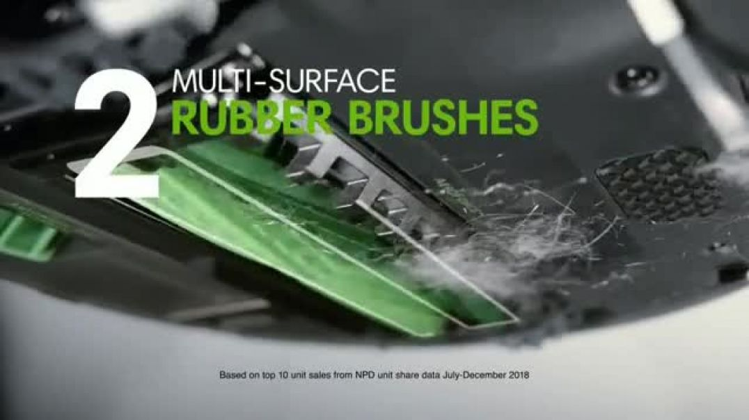Watch iRobot Roomba i7+ TV Commercial Ad, More Pet Hair
