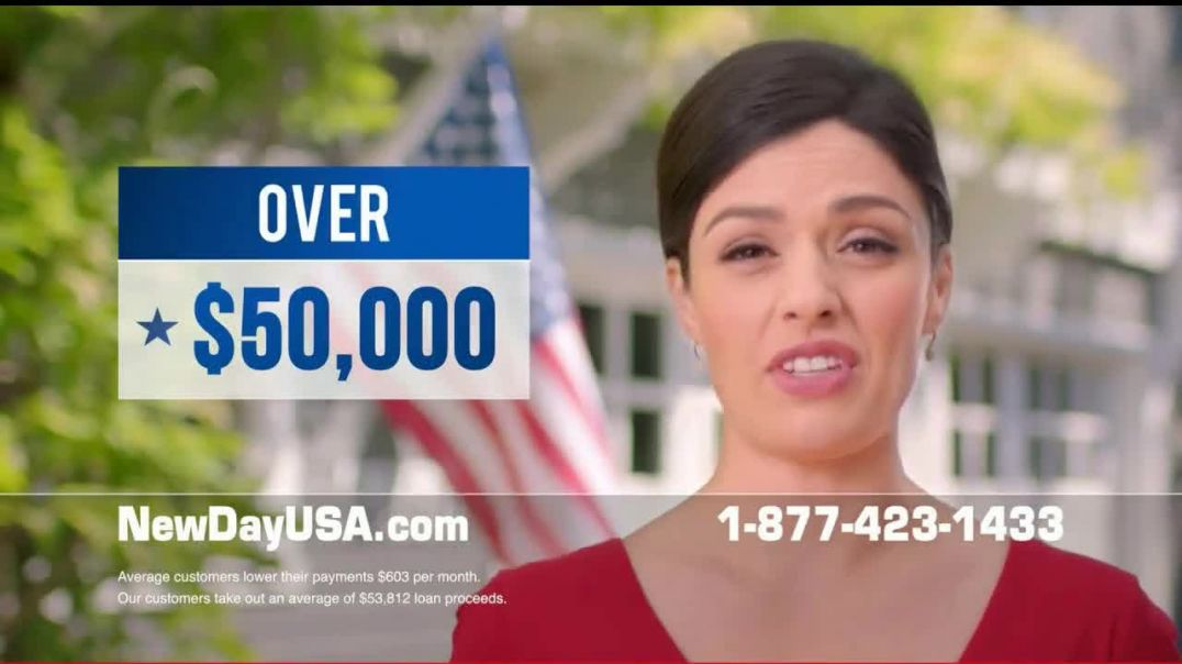 Watch NewDay USA VA Mortgage Benefits TV Commercial Ad, More Money, Lower Payments TV Commercial