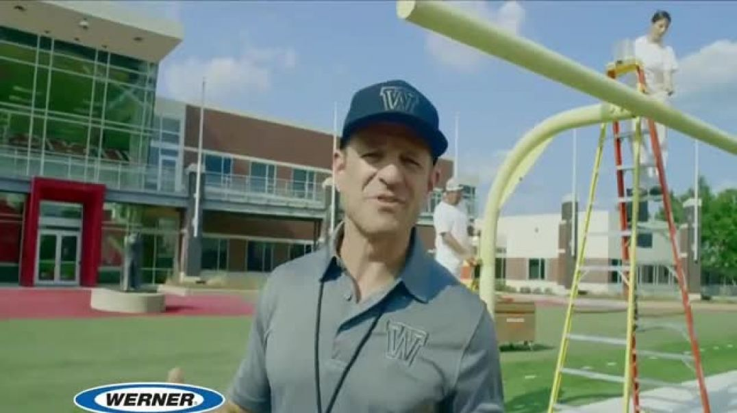 Watch Werner TV Commercial Ad, Step Up
