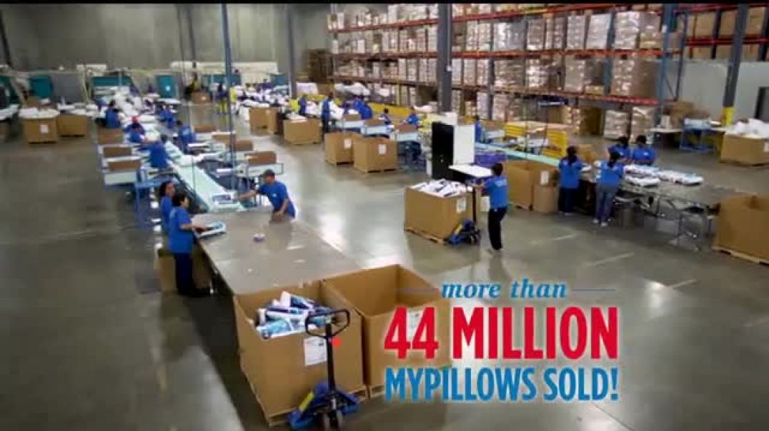 Watch My Pillow TV Special TV Commercial Ad, My Passion