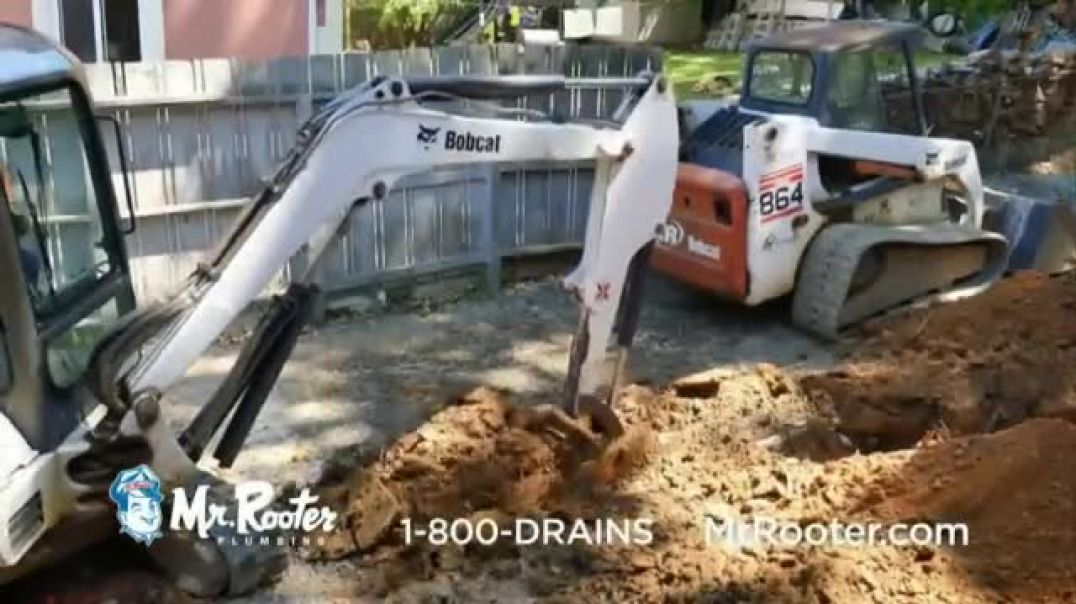 Watch Mr. Rooter Plumbing TV Commercial Ad, Sewer Line Repair