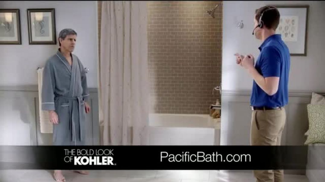 Watch Kohlers WalkIn Bath TV Commercial Ad, Installed In About a Day $1500 Off + Free Barre Shelf.mp