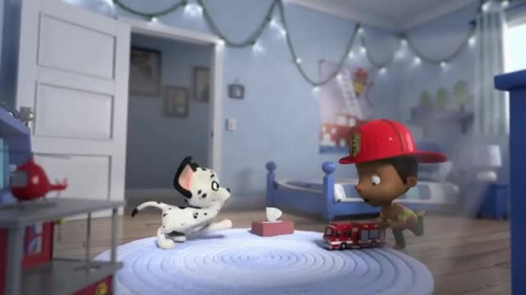 Watch Puffs Plus Lotion TV Commercial Ad, Fire Department