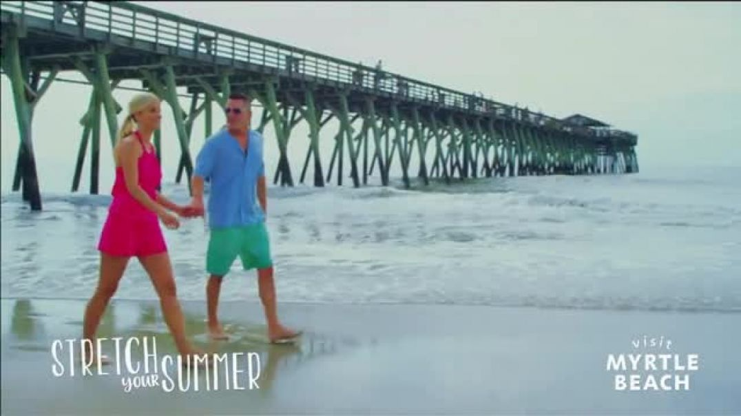 Watch Visit Myrtle Beach TV Commercial Ad, Stretch Your Summer Song by Hootie and the Blowfish