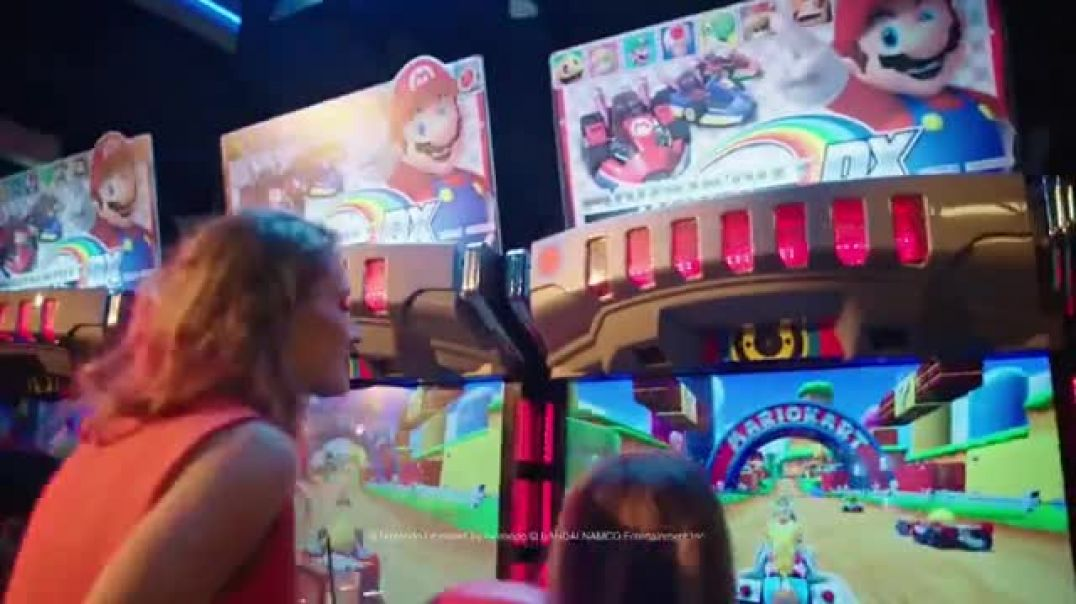 Watch Dave and Busters TV Commercial Ad, Five Free Games
