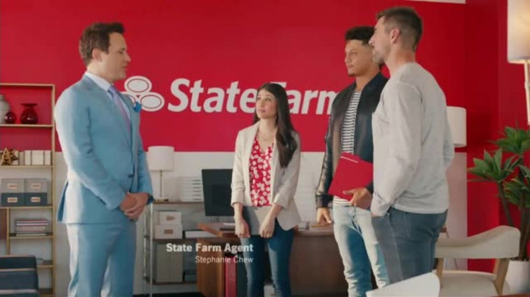 Watch State Farm TV Commercial Ad, Punny Featuring Aaron Rodgers, Patrick Mahomes
