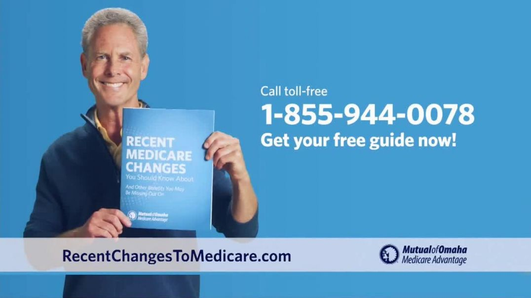 Watch Mutual of Omaha Medicare Advantage TV Commercial Ad, Recent Changes Song by GG Riggs TV Co