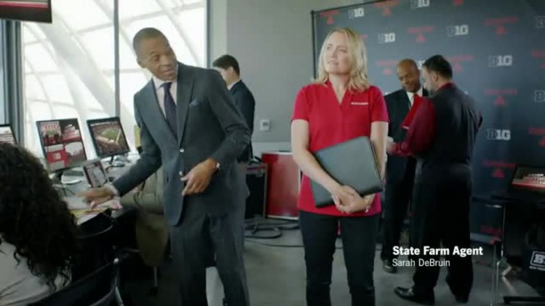 Watch State Farm TV Commercial Ad, Good Call Featuring Gus Johnson