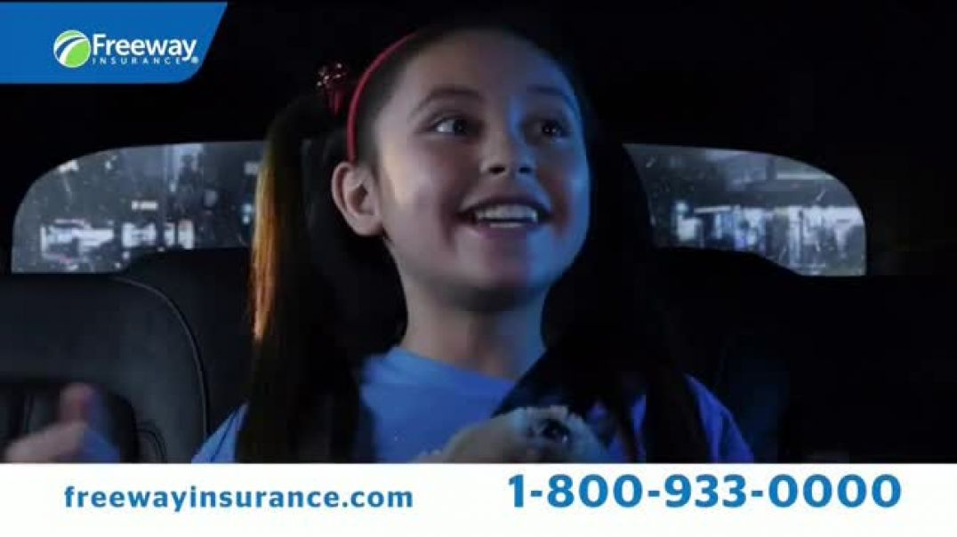 Watch Freeway Insurance TV Commercial Ad, Luz roja