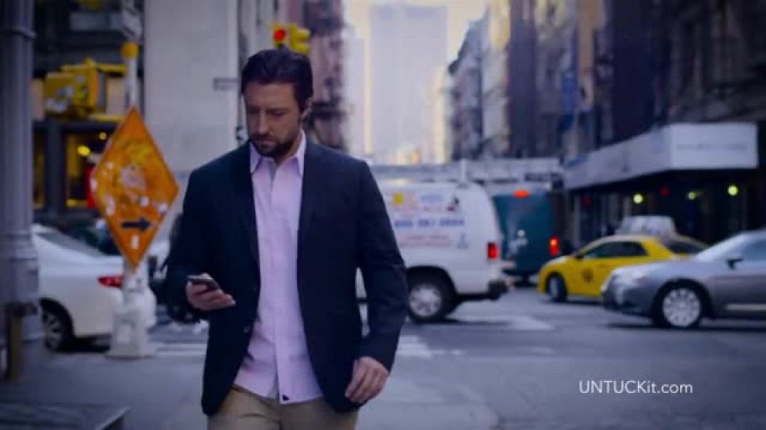 Watch UNTUCKit Labor Day Sale TV Commercial Ad, The Brand Story