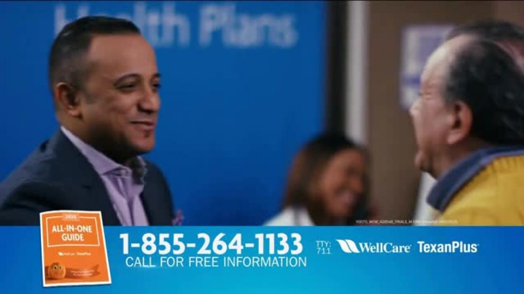 Watch WellCare Medicare Advantage Plan TV Commercial Ad, Get More