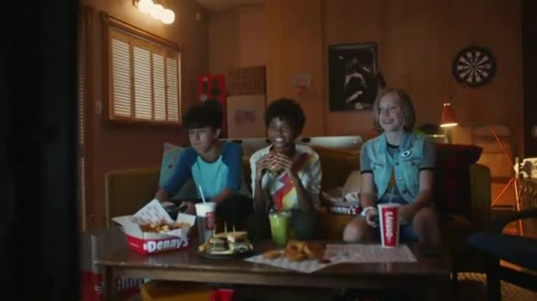 Watch Dennys TV Commercial Ad, Free Delivery
