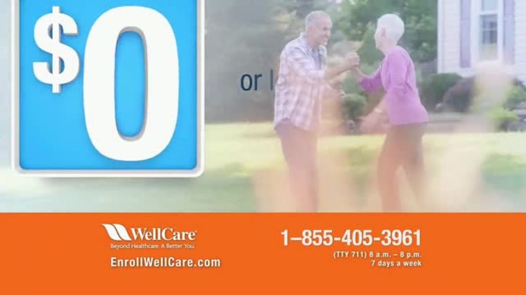 Watch WellCare TV Commercial Ad, Good News For Medicare Beneficiaries AllInOne Guide TV Commerci